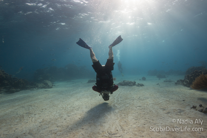 Scuba Slow Down and Enjoy Longer Dives.  Article by Divemaster Dennis posted April 24, 2013