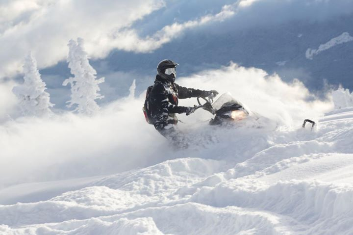 Snowmobile Stay with us--just a couple more minutes to go! http://ski-doo2014reveal.com/