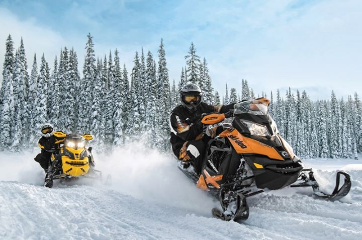 Snowmobile Don't miss your chance to ride one of these babies next winter!  Tuesday's the last day to order your MX Z X-RS or X-package.