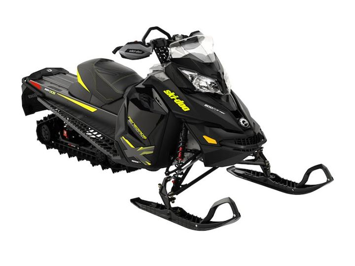 Snowmobile Renegade Backcountry X