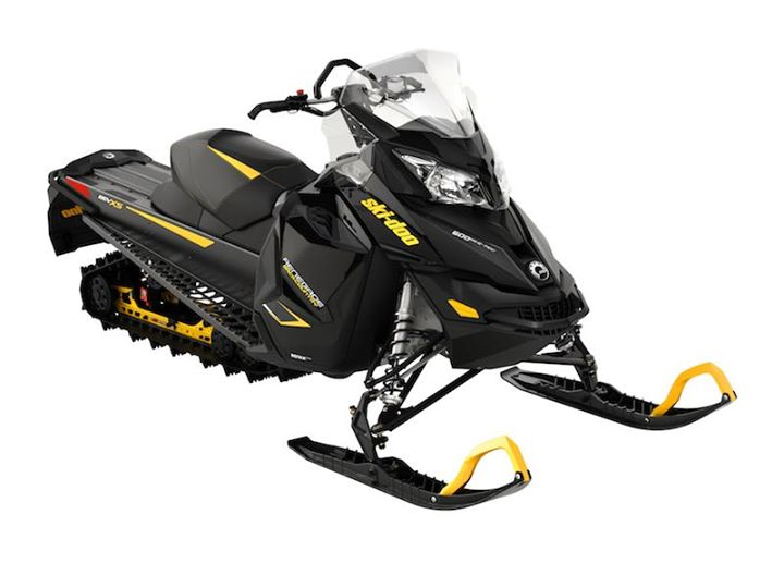 Snowmobile Renegade Backcountry
