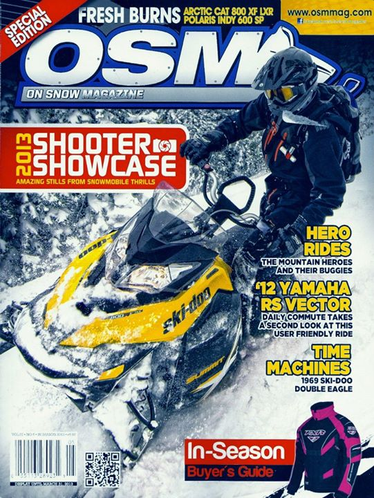Snowmobile OSM Vol 27 No 5