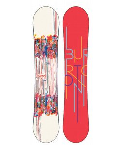 Snowboard Burton Feelgood Flying V Snowboard 149 2013 - Women's     $529.95