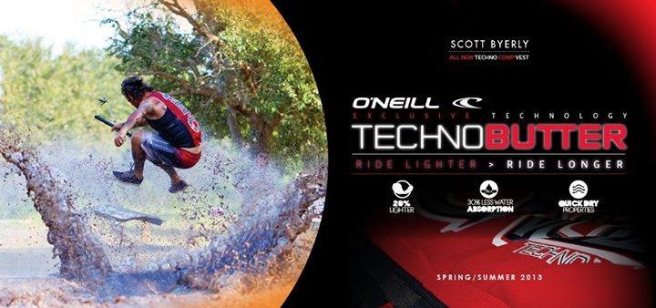 Surf Lake Season!  Check out the New Techno Vest.