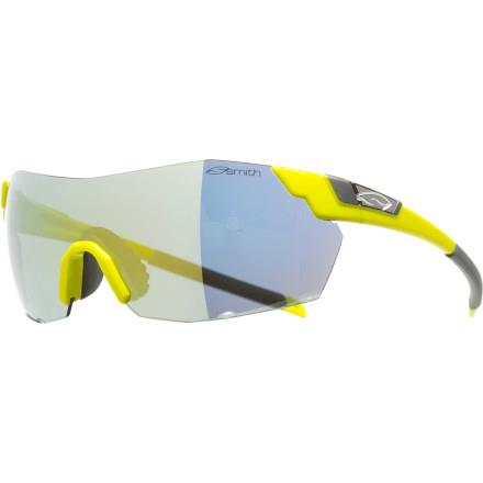 Snowboard [Product of the Week] Smith Optics PivLock V2 Max Sunglasses.  Lock in and go: http://bit.ly/17rcgil