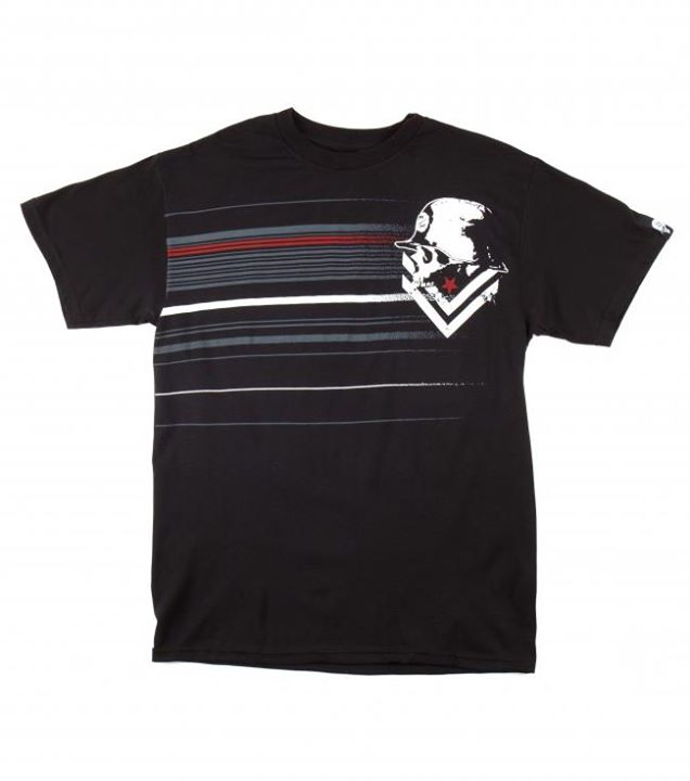 Motorsports FLATLINE TEE $26.00 STYLE # M335S18336 Metal Mulisha Mens tee. 100% Cotton. Screenprint. http://www.metalmulisha.com/shop/clothing/mens/flatline-tee/