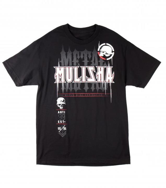 Motorsports SELF BRANDED TEE $24.00 STYLE # M335S18314 Metal Mulisha Mens tee. 100% Cotton. Screenprint. http://www.metalmulisha.com/shop/clothing/mens/self-branded-tee/