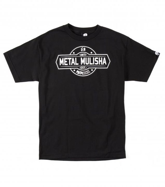 Motorsports ROUTINE TEE $22.00 STYLE # M335S18344 Metal Mulisha Mens tee. 100% Cotton. Screenprint. http://www.metalmulisha.com/shop/clothing/mens/routine-tee/