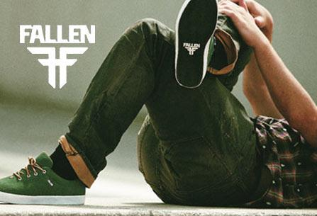 Skateboard Rise with the Fallen. Footwear that is. http://bit.ly/10MXTSJ
