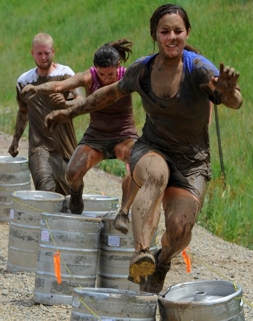 Fitness We hear that mud is good for your skin. So who's up for a nice mud bath during the Steamboat Mad Mud Run on June 22nd. Today is the last day to save $10 on registration. http://steamboatmudrun.com/