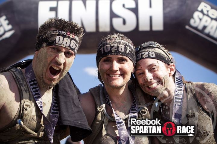 "Fitness ""This is to show my daughter we can do hard things.""