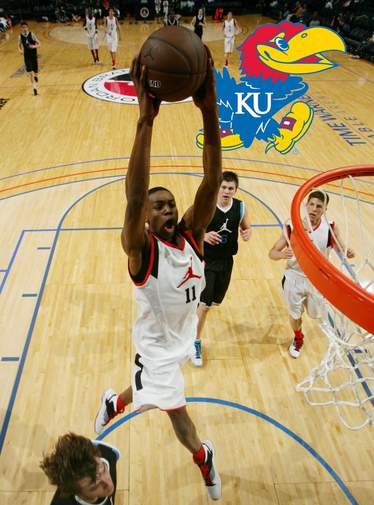 Sports Andrew Wiggins, No. 1 overall recruit in the Class of 2013, has announced his commitment to Kansas.