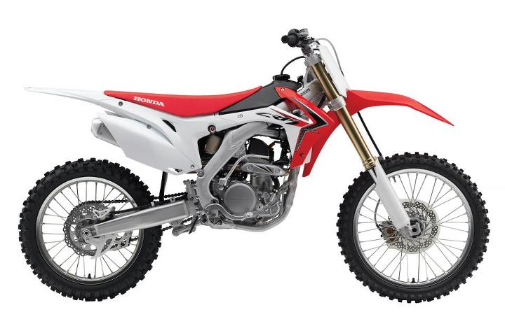 Motorsports Honda has officially released their 2014 model line, which includes a twin piped CRF250R. 