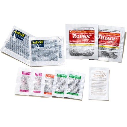 Camp and Hike Keep your first-aid kit stocked up with this REI First-Aid Medications refill kit. - $4.50