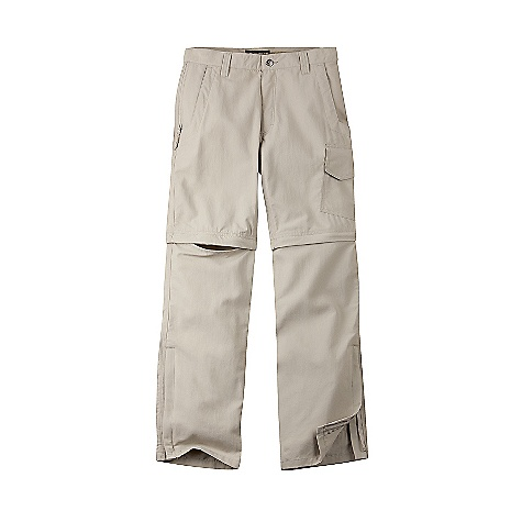 On Sale. Free Shipping. Mountain Khakis Men's Granite Creek Convertible Pant FEATURES of the Mountain Khakis Men's Granite Creek Convertible Pant Scotchgard Treatment, UVA-UVB 50+ Color-Coded Removable Leg Zips 9in. Shorts Inseam 10in. Cuff Zips for Easy Leg Panel Removal 6 Pockets with Mesh Pocket Bags, 3 Zip Security Pockets Cargo Pocket Quick-dry, Lightweight and Packable Inseam Action Gusset, Reinforced Heel Cuffs - $56.99