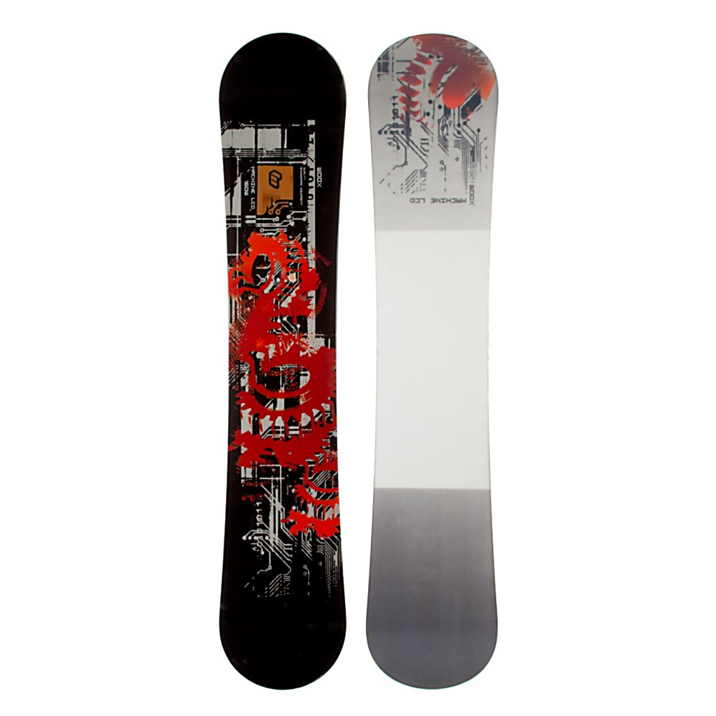 Snowboard WOOX Maurine Wide Snowboard - If you're a big-footed rider on a budget, look no further. The Woox Maurine Wide snowboard is a versatile, mid flex snowboard with a traditional camber shape for outstanding edge hold. Sidewall construction provides superior edge power so you can rock that toe to heel. Extruded P-Tex base is low maintenance and quick. This is a great deal no matter how you slice it. . Recommended Use: All-Mountain Freestyle, Rocker Profile: Camber, Shape: Directional, Flex: Medium, Pipe Oriented: No, Board Width: Wide, Core Material: Wood, Construction Type: Sidewall Construction, Hole Pattern: Standard 4 Hole, Magnatraction: No, Base Material: Extruded P-tex, Warranty: One Year, Skill Range: Beginner - Intermediate, Model Year: 2011, Product ID: 251394, Gender: Adult, Skill Level: Beginner - $69.95