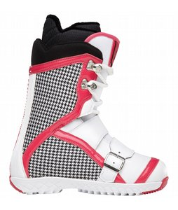 Snowboard DC Sweep Snowboard Boots White/Pink 2013 - Women's     $200.00