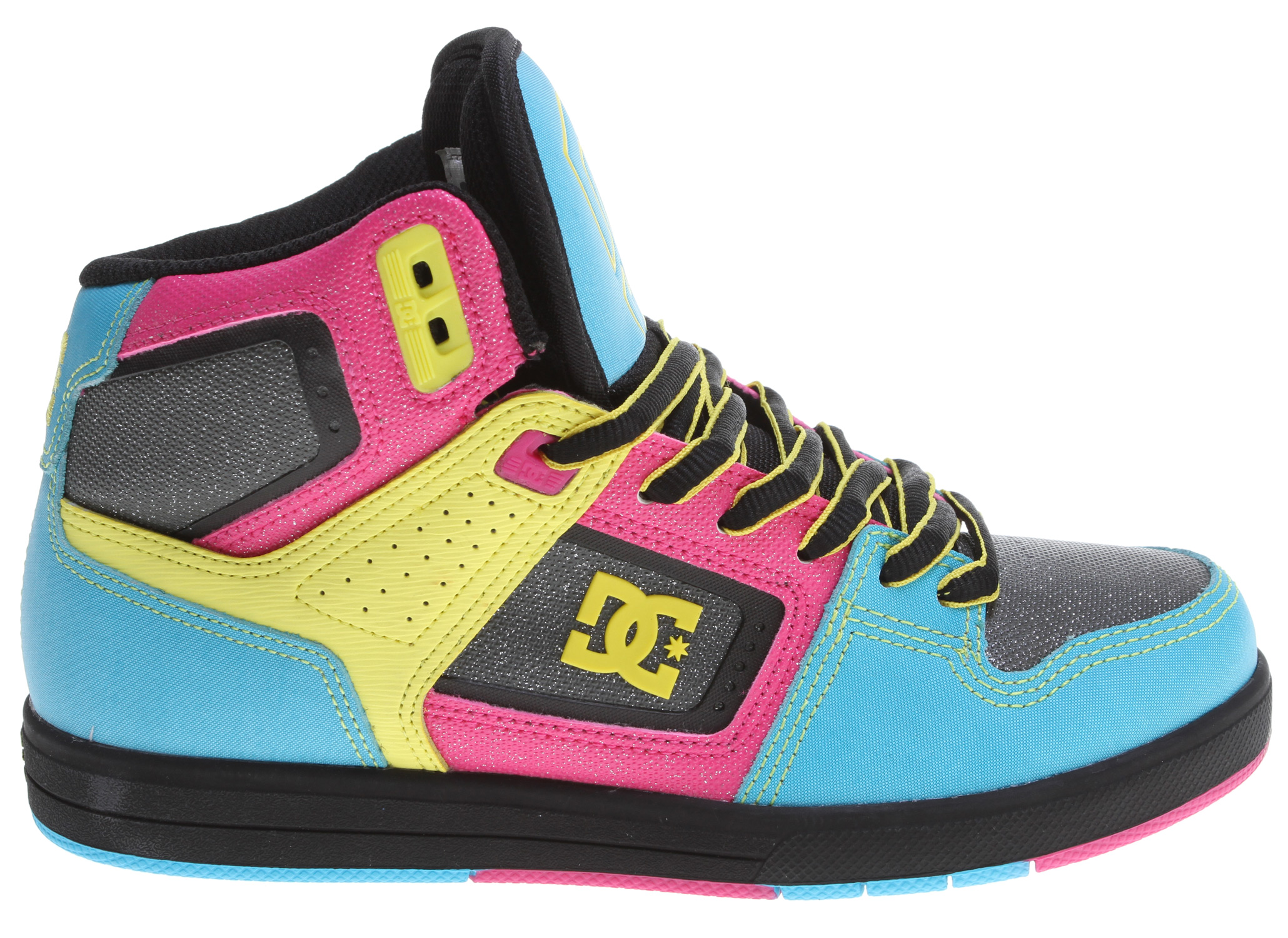 Skateboard DC Destroyer Hi Skate Shoes - $44.95