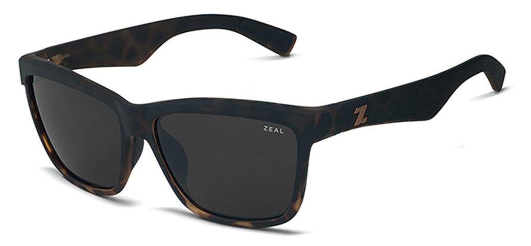 Kennedy is specifically designed for those who lead an active life without compromising fashion forward style. It is made for those wanting to make a bold statement and are confident in what they want. Who wants to settle for sunglass that only works in one part of your life.Key Features of the Zeal Kennedy Sunglasses: Unisex Polarized Prolix Hidden spring hinge Z-Resin Frame E-illume Lens Digital Rx 3.00 TO -3.50 - $139.00