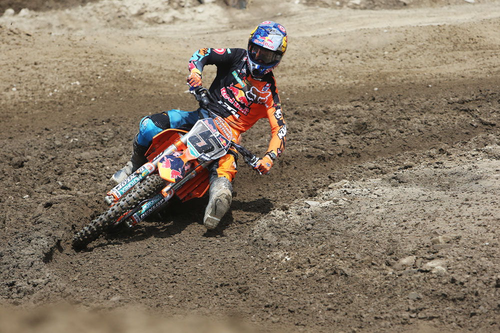 Motorsports FIVE WITH 5: RYAN DUNGEY.  Article by Chris Kimball on May 1, 2013