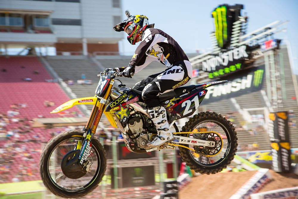 Motorsports LIVING UP TO THE HYPE: JASON ANDERSON.  Article by Chris Kimball April 29, 2013