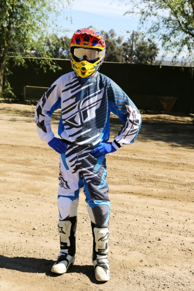 Motorsports PRODUCT REPORT: FLY RACING KINETIC SHOCK MESH RACEWEAR.  Article by Michael Antonovich on April 24, 2013
