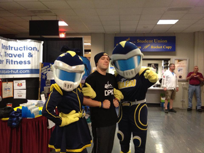 Scuba University of Toledo Breaks Dive World Record