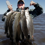 Fishing Seatrout Fishing is Hot.  Article by Dr. Todd Kuhn posted May 13, 2013