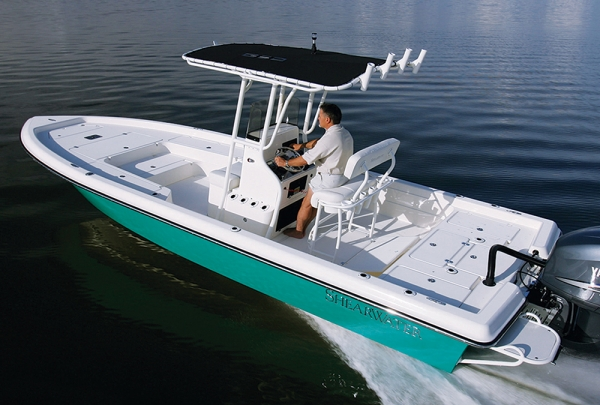Fishing Buying a Bay Boat - Bay boats fit the bill for just about any nearshore fishing.  Article by Capt. Dave Lear posted May 10, 2013