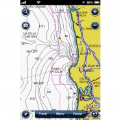 Fishing Navionics App Surpasses 1,000,000 Downloads.  Article by Sam Hudson posted May 1, 2013