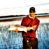 Flyfishing Flood Tide Fishing for Reds.  Article by Sam Hudson posted May 13, 2013
