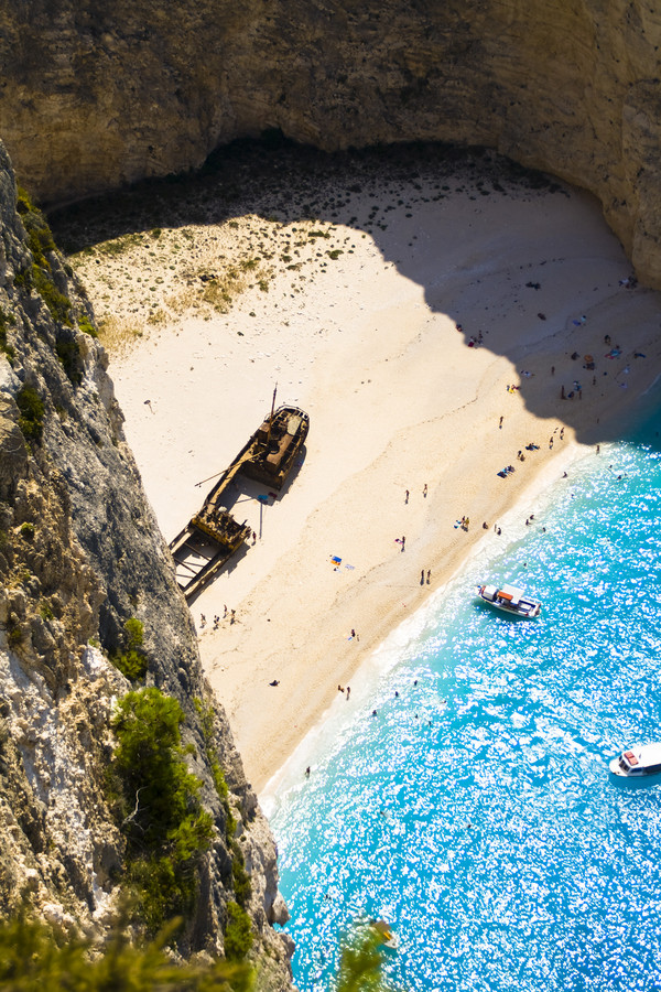 Entertainment Photograph ship wreck beach/Navagio by Marie-Louise Titze on 500px