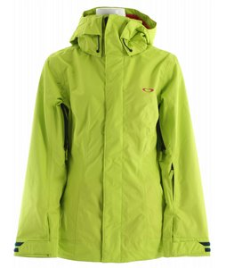 Snowboard Oakley Fit Snowboard Jacket Lightning Green 2013 - Women's    $189.95