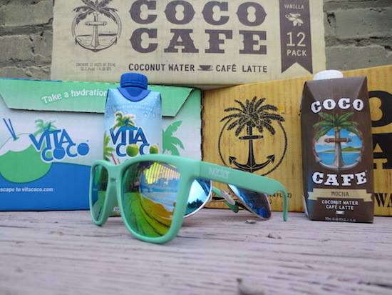 Surf Vita Coco Coconut Water will be keeping us hydrated at Electric Daisy Carnival New York this weekend... so stoked!