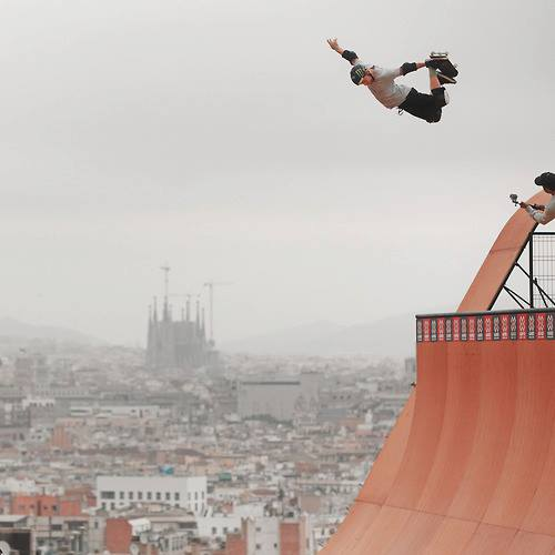 Skateboard What to watch for at X Games Barcelona. http://xgam.es/YTcps9   R: PLG