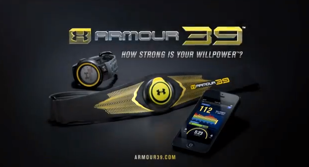 Fitness Armour39™ is the first-of-its-kind performance monitoring system for athletes.   Learn more about the Armour39 technology here: http://bit.ly/YOuXrr