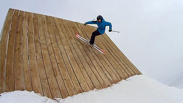 Ski Daniel Tisi getting after it at Jackson Hole Mountain Resort!  VIDEO:  http://bit.ly/10GLIC5