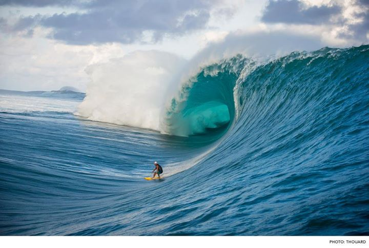 Surf Teahupoo unleashes another round of death-defying barrels.  VIEW HERE: http://bit.ly/10YEhp0