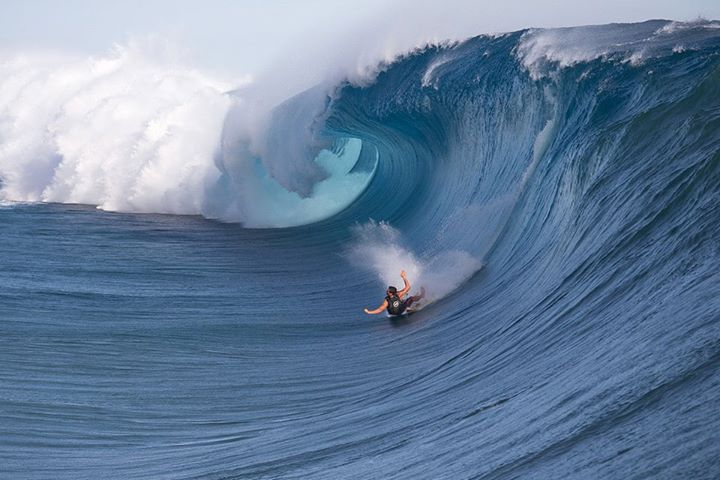 Surf The joy of victory and the agony of defeat. Teahupoo is about to serve up a large scoop of agony.