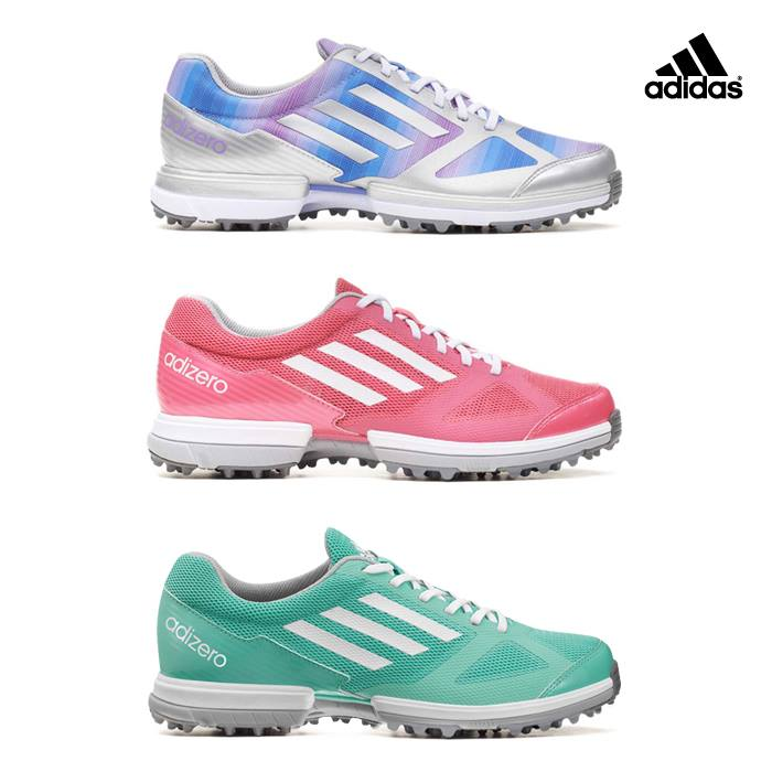 Golf Incredibly light. Breathable. And available now in new colors. Time to make room in your closet for the new spikeless Women's adizero sport: http://bit.ly/16zM455