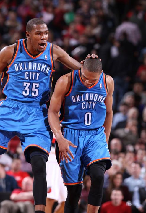 Sports Kevin Durant & Thunder are eliminated from postseason.