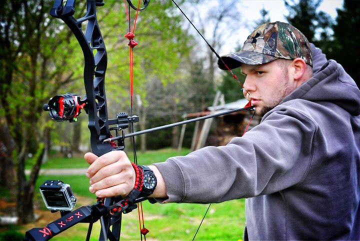 "Hunting ""Loving the experience I won this year at the ATA show in Louisville. Thanks guys!"" - Submitted by Timothy John Lager Jr."