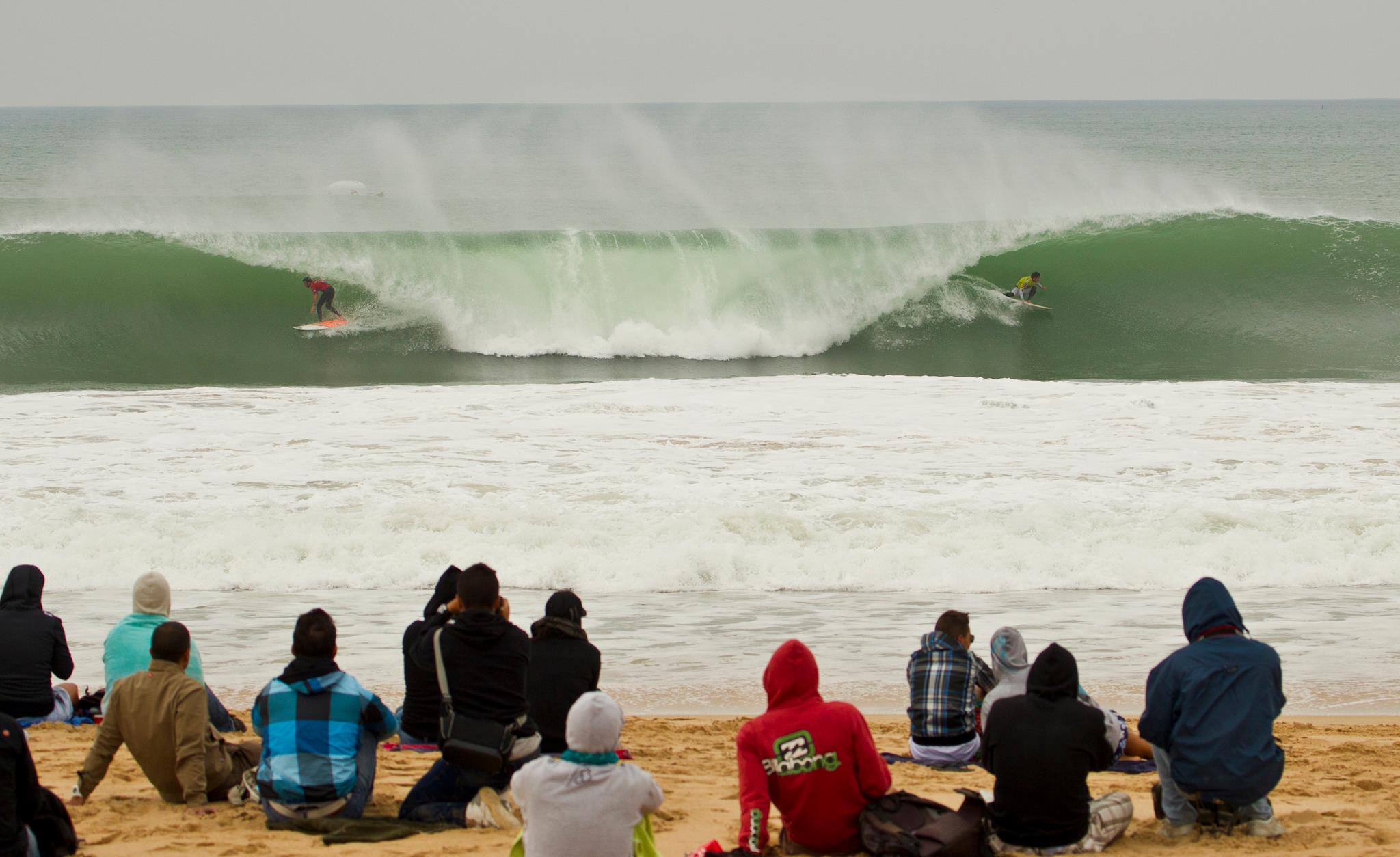 Surf The world's best surfers embark on the Rip Curl Pro Portugal.