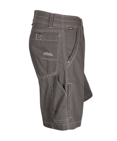 "The Kuhl Ramblr(TM) short is built for people like you ... ""so when it's time for leavin' I hope you'll understand-- I was born a ramblin man."" Ramble on! UberkUhl(TM)fabric.  KuhlAir Vent system.  10 inseam.  Gusseted crotch for freedom of movement. 3-D Cell phone pocket. - $47.20"