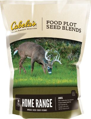 Hunting Cabelas food-plot blends have been specially formulated to give you plenty of options for creating the custom plot youve always wanted. Annual no-till blend of brassica, wheat, clover and ryegrass is ideal for secluded spots between bedding areas and a main source of food. Thrives in areas receiving 2-4 hours of sunlight daily. Plant in spring or fall. Made in USA. Available: 5-lb. bag plants 1/3 acre. - $17.88