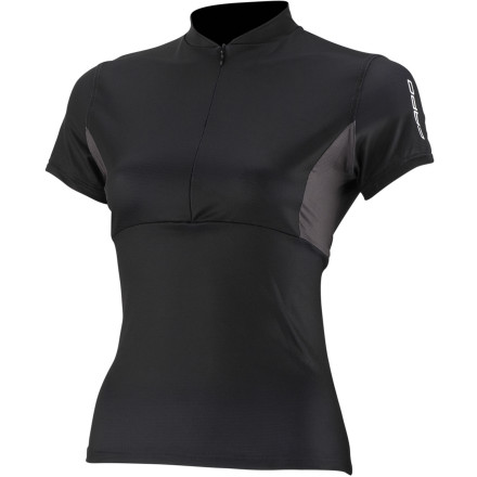 Fitness While the precise definition of quality is debatable, we're all able to reach a middle ground on the importance of comfort. Knowing this, Capo designed its new Siena Women's Jersey around this ideology. Sure, it features carbon fiber elements and a nearly unreplicated level of fit, but all of this just adds to that magic word, comfort. For the Siena's construction, Capo relied heavily on its Cube TX fabric. This material features a circular knit, which, in turn, creates a conforming fit. Additionally, you'll find that this material is exceptionally lightweight and quite efficient at managing moisture. As a result, your core temperature and perspiration will remain consistently well-regulated. Rounding out the construction, Capo incorporated its Carbon ATS fabric. This material features a four-way stretch for enhanced flexibility in the saddle. More importantly, though, this fabric was constructed with elements of carbon fiber within the composition. This gives the material a natural anti-microbial characteristic that will fight off odor-creating bacteria. In terms of fit, Capo designed the Cipressa 2.0 for the rider that values quality, yet doesn't want to have their body squeezed as a result. So, you'll find that the jersey is free from any unnecessary seams or fabric, and that Capo gave the fit a little more room than what's found in its Cipressa 2.0 jersey. This extends the level of comfort, while concurrently eliminating the potential for chafing and irritation. Additionally, Capo cut and formed the panels of the jersey on a contour in order for it to adapt to the woman's body within the cycling position. The Capo Siena Women's Jersey is available in four sizes from X-Small to Large and in the colors Black, Pink, and White. - $99.95