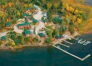Fishing Andy Myers Lodge - Canada'a ultimate fishing and hunting lodge