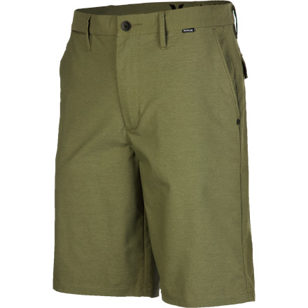 Surf Spruce up your look with the Hurley Men's Dry Out Short when you're out and about in the summer heat. - $59.45