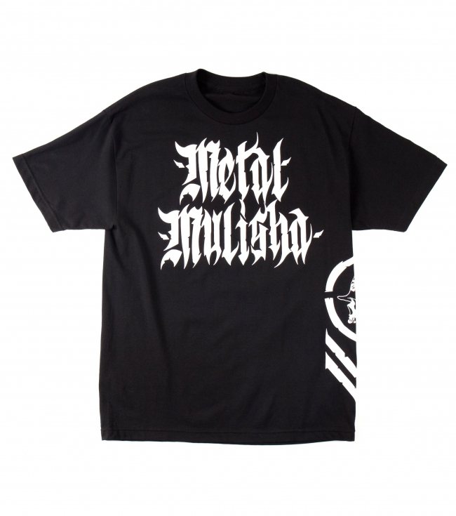 Motorsports Metal Mulisha Mens Tee.  100% Cotton.  Screenprint. - $18.99