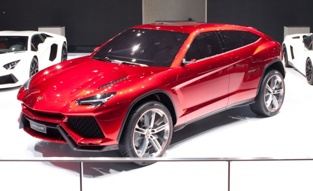 "Auto and Cycle Lamborghini Urus SUV Finally ""Officially"" Approved for Production, Surprising Nobody.  Article by Justin Berkowitz posted May 15, 2013"